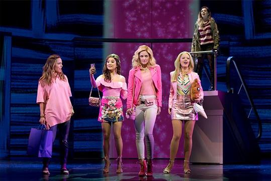 Mean Girls on Broadway in New York, NY
