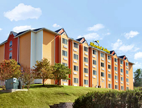Microtel Inn & Suites by Wyndham in Pigeon Forge, Tennessee