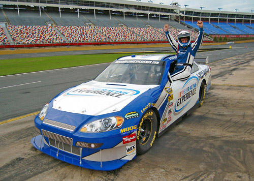 NASCAR Racing Experience- Pace Car Rides in Myrtle Beach, South Carolina