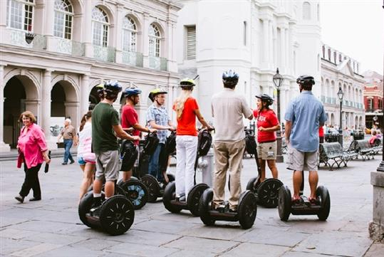 New Orleans Segway Experience Tour in New Orleans, LA