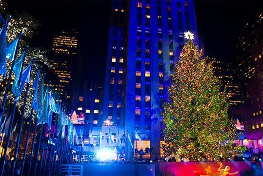 New York Holiday Markets and Christmas Lights Tour in New York, New York