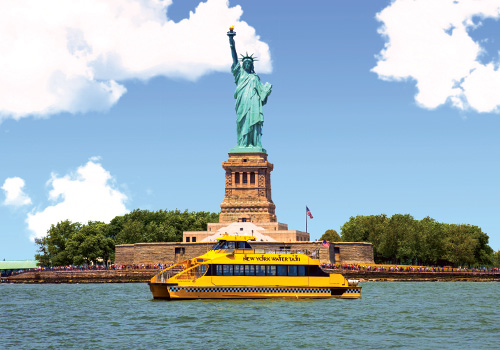 New York Water Taxi in New York, New York