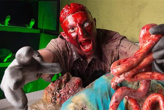 Nightmare Haunted House presents Zombie Zone: Undead Adventure in Myrtle Beach