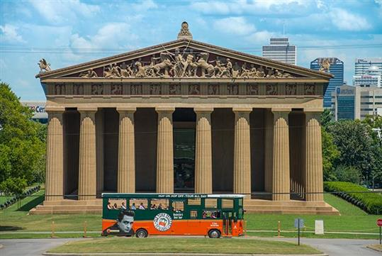 Old Town Trolley Tours of Nashville in Nashville, TN