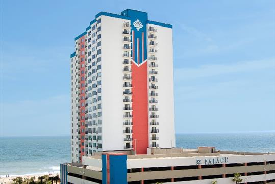 Palace Resort in Myrtle Beach