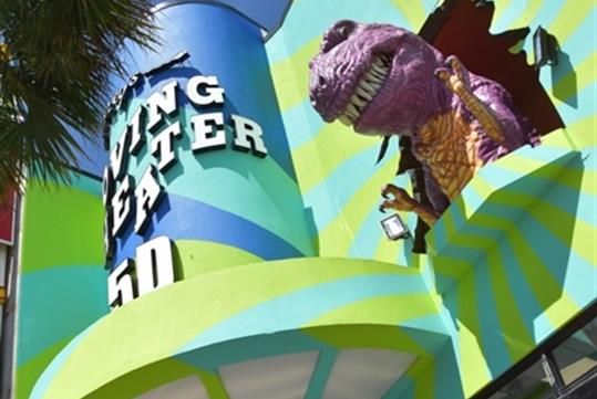 Ripley's 5D Moving Theater in Myrtle Beach, South Carolina