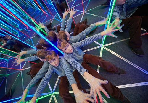 Ripley's Marvelous Mirror Maze in Gatlinburg, Tennessee