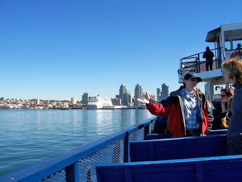 San Diego Harbor Tours in San Diego, California