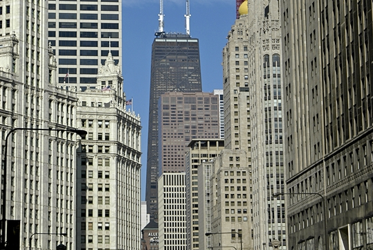Scenic Chicago - North Side Tour: Hancock and Michigan Ave