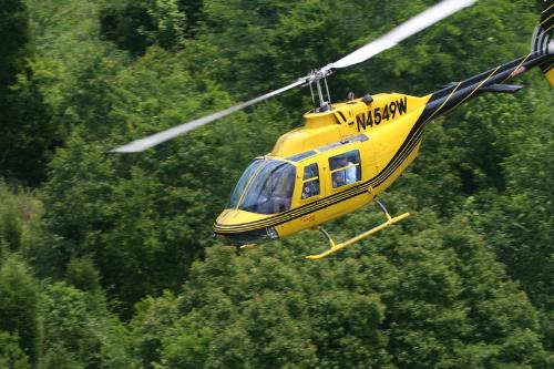 Scenic Helicopter Tours in Sevierville, Tennessee