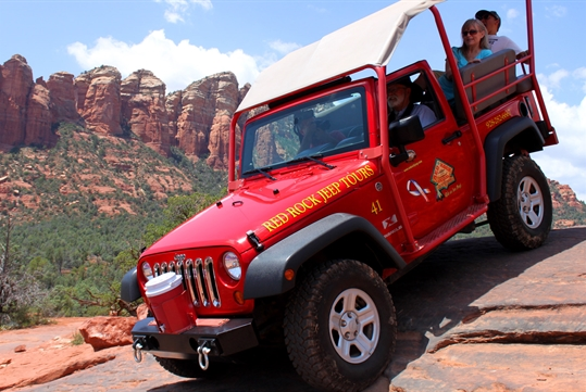 Soldiers Pass Jeep Tour - Sedona, AZ | Tripster