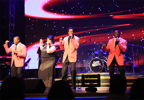 Soul of Motown at the Grand Majestic Theater in Pigeon Forge, Tennessee
