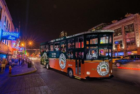 Soul of Music City Night Tour - Old Town Trolley Tours in Nashville, Tennessee