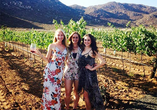 Southern California & Baja Wine Country Tours in San Diego, California