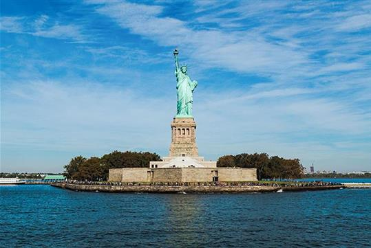 Statue of Liberty - Statue Express Tour with Statue of Liberty Pedestal Tickets in New York, NY