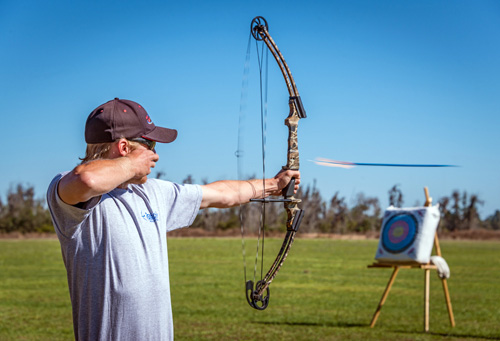 Target Archery in Clermont, Florida