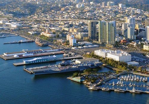 USS Midway Museum Downtown San Diego