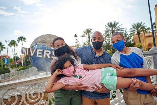Volcano Bay at Universal Orlando® Resort in Orlando, Florida