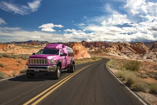 Valley of Fire - Pink Jeep Tour in Las Vegas, NV