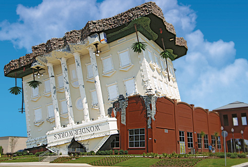 WonderWorks in Panama City Beach, Florida