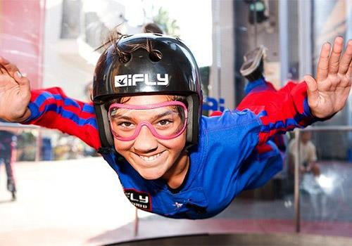 iFly Orlando new location on International Drive!