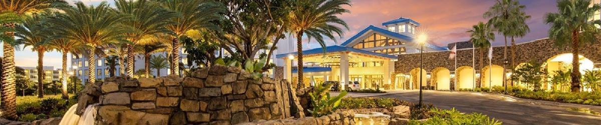 orlando hotels with free airport shuttle service