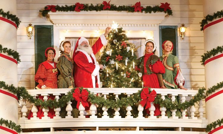 Christmas In The Smokies Cast.Christmas Shows In The Smoky Mountains