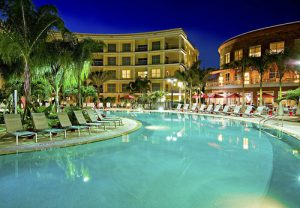 Melia Orlando Suite Hotel is one of the closest Orlando hotels to Disney World theme parks