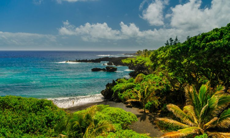 TOP FIVE SIGHTS ON MAUI'S ROAD TO HANA