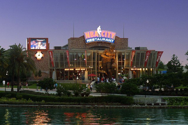 CityWalk Restaurants
