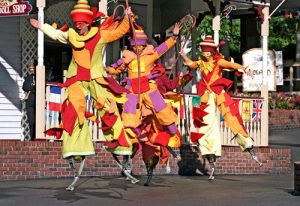 The Festival of Nations at Dollywood features international food and fun