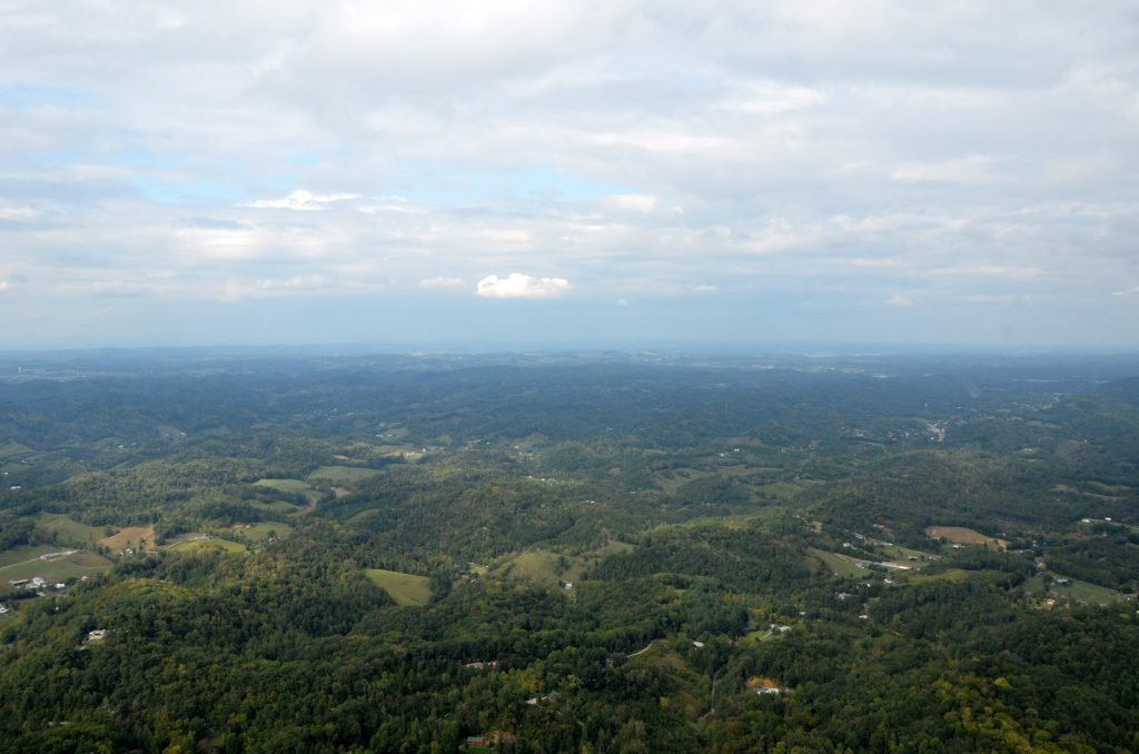 Scenic Helicopter Tours in Pigeon Forge