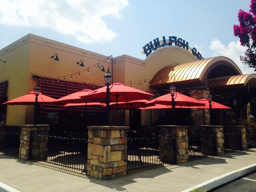Visit the Bullfish Grill when traveling in Pigeon Forge.