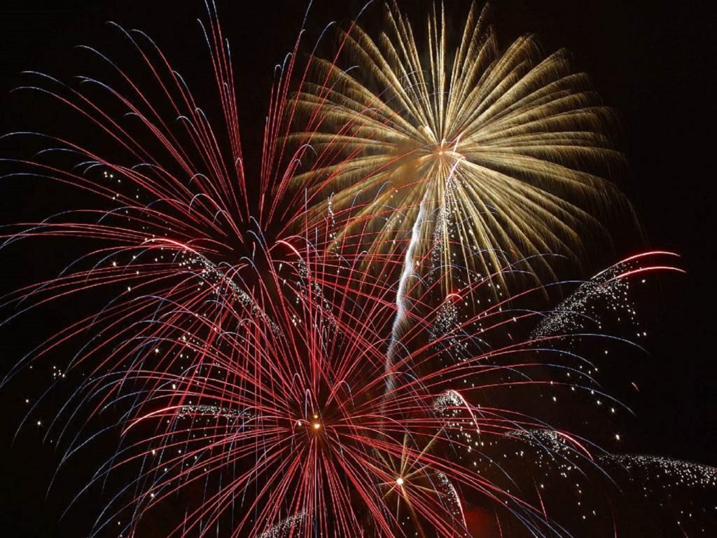 Broadway at the Beach Fireworks Schedule