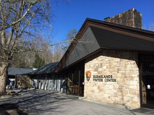 Sugarlands Visitor Center_RSZ