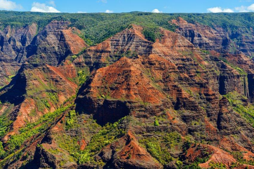 Waimea Canyon in Kauai, Hawaii Islands Kauai activities