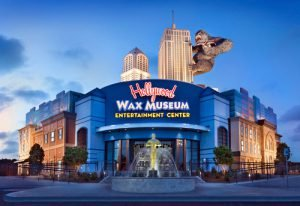Hollywood Wax Museum exterior