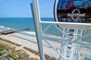 Ride the Myrtle Beach Skywheel
