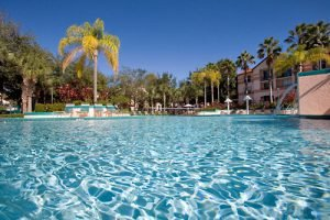 Blue Heron Beach Resort is one of the top Orlando hotels with outdoor swimming pools