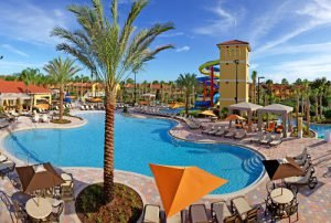 Fantasy World Resort is among the Orlando hotels with outdoor pools