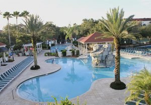 Looking for Orlando hotels with outdoor pools? Try Star Island Resort!