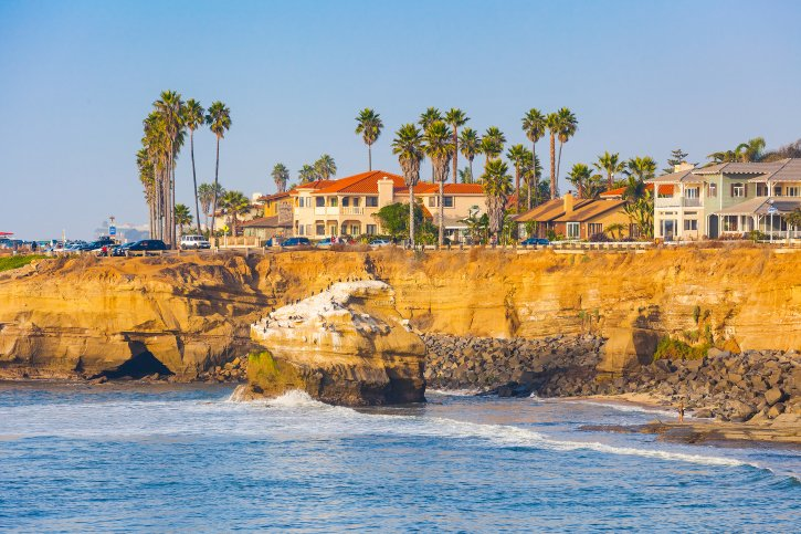 Sunset Cliffs La Jolla 182405264