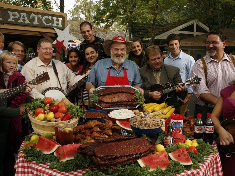 Barbeque and Bluegrass Festival