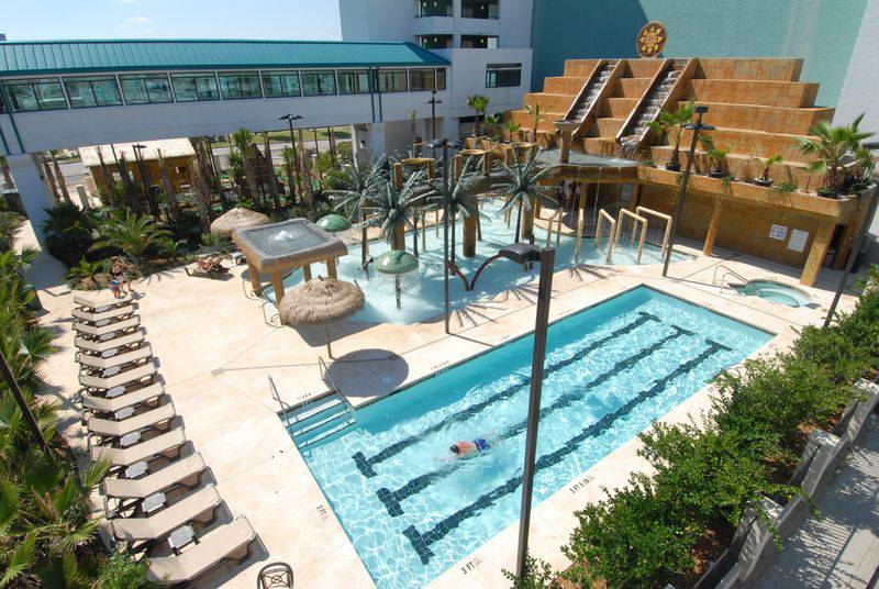 Landmark resort is a kid friendly Myrtle Beach resort the whole family will love.