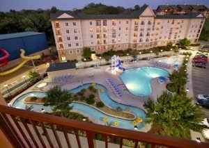 The Resort at Governor's Crossing is among the top Gatlinburg hotels with lazy river