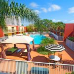 Book a stay at the Clarion Inn & Suites, among the hotels on International Drive in Orlando