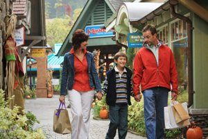 Gatlinburg-Shopping