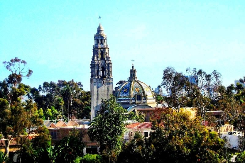The California Tower and Museum of Man are must-sees in Balboa Park