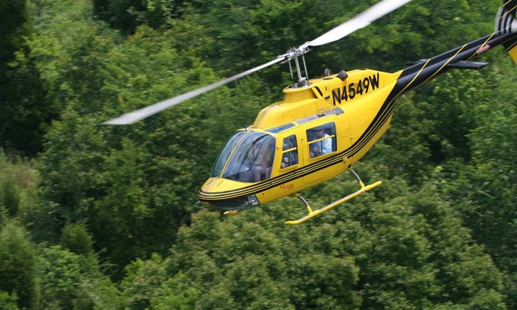 Gatlinburg Helicopter Tours