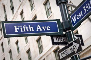 Fifth Avenue ThinkstockPhotos-505871899
